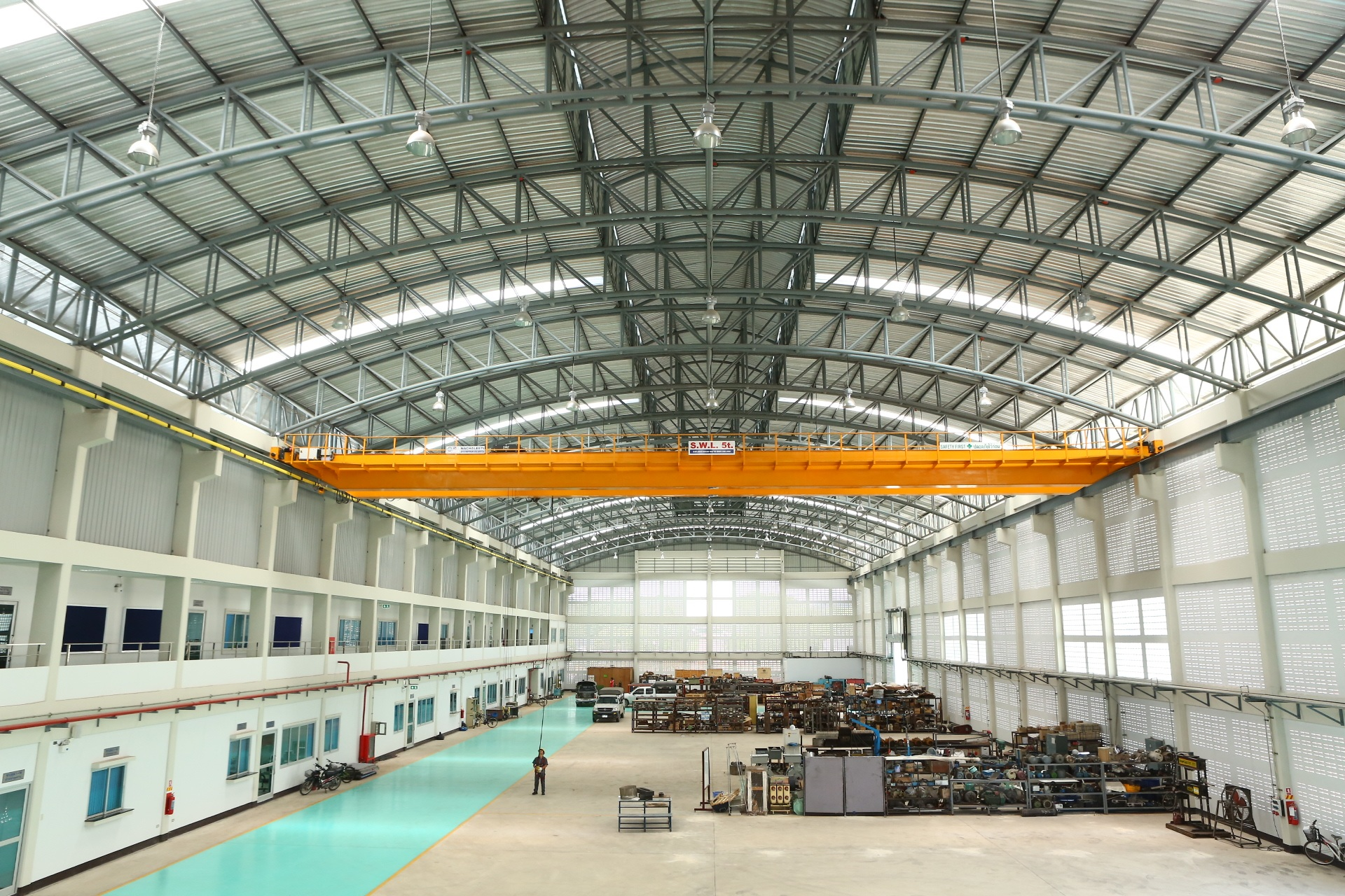 Overhead Crane Sensors | Flexo Industries